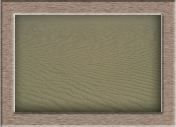 鳥取砂丘の風紋