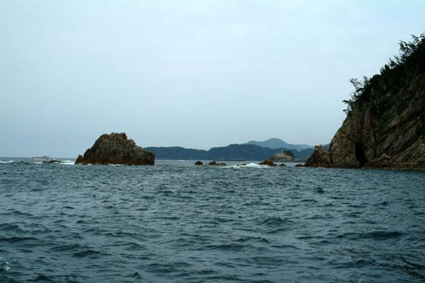 浦富海岸12