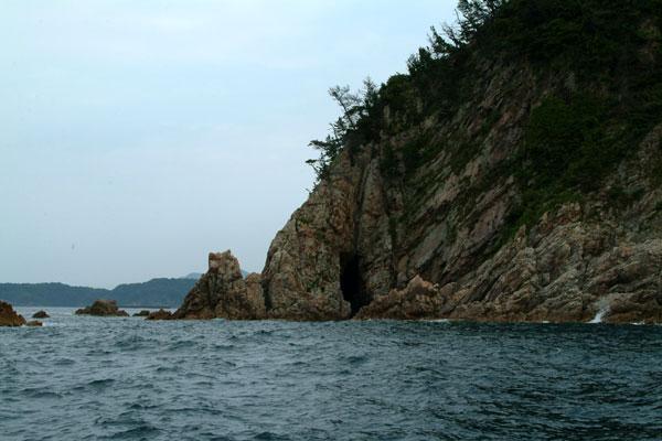 浦富海岸8