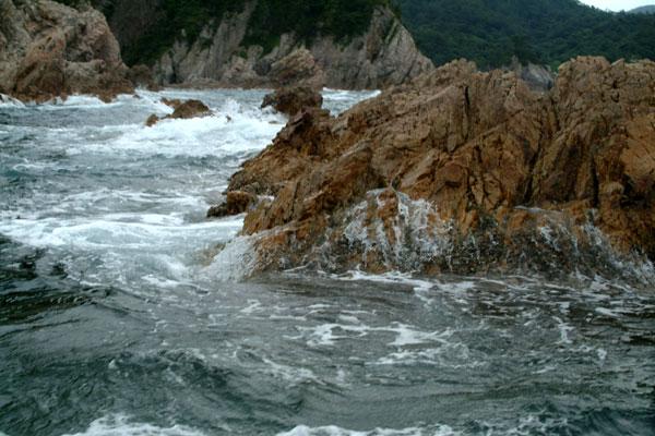 浦富海岸9