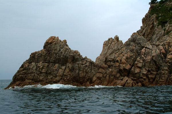 浦富海岸島