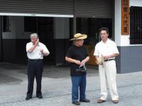 ②町長と商工会長も来賓でした