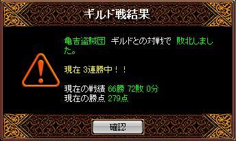 GV20.07.07 亀吉盗賊団