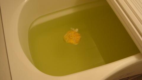 伊予柑風呂