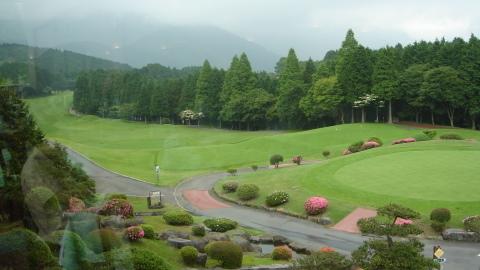 今回のゴルフ場