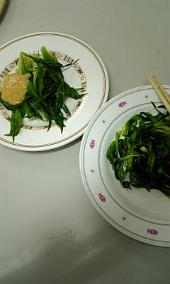 カンゾウ料理