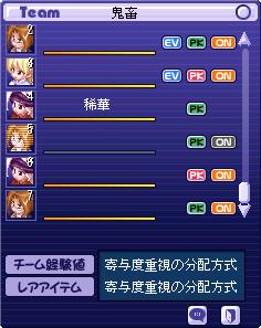 チーム戦PT(∀)