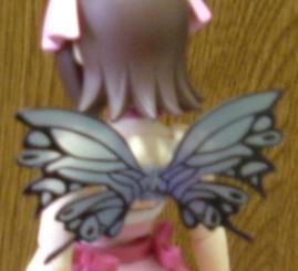 蝶のチカラ