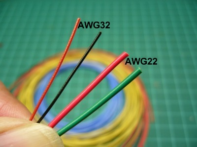 wire_AWG32,AWG22