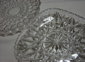 昭和レトロガラス食器