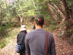 弥勒山登頂2