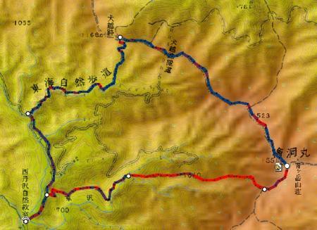 07.11/17コース地図