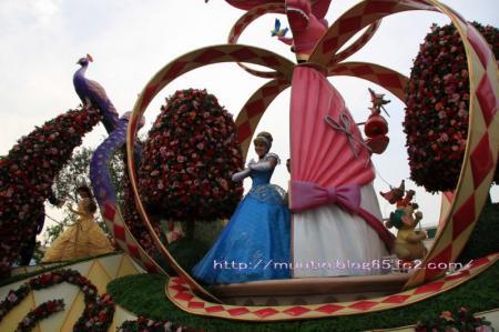 白雪姫&シンデレラ