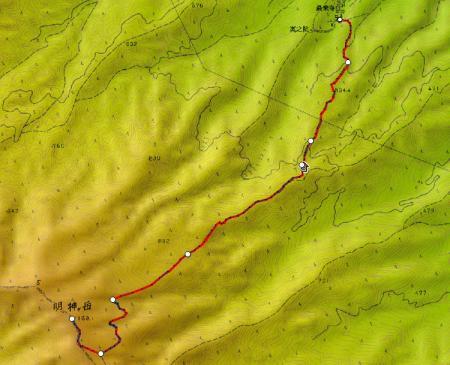 08.6/24 コース地図