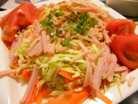 きょうのサラダ