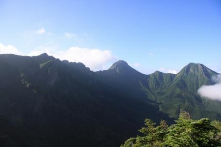 横岳・赤岳・阿弥陀岳