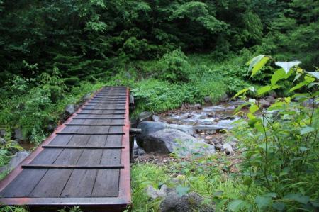 所々にある橋