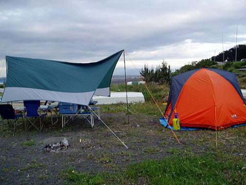 三保キャンプ1