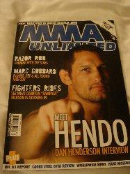 MMA magazine