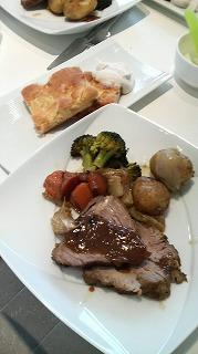 フランス料理なんて久しぶり!