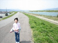 高瀬潜水橋
