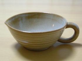 粉引き納豆鉢