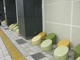 新宿地下道