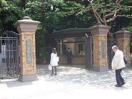 学習院 門