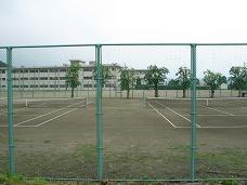 喜連川高校グラウンド