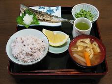 06-16 サンマ定食