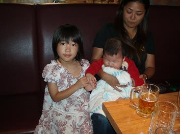 東京から来た姉さんとヨッスィ~