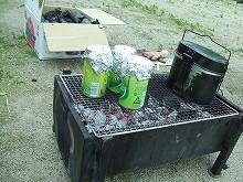 080628飯盒炊飯