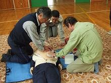 080629心肺蘇生訓練