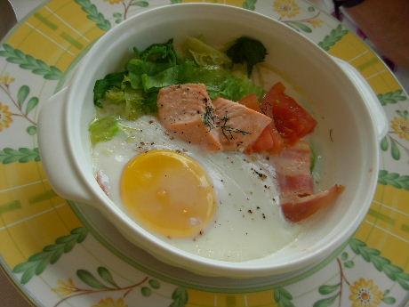 比叡朝食2