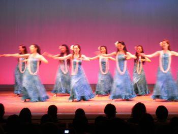 ベリーダンスショー1