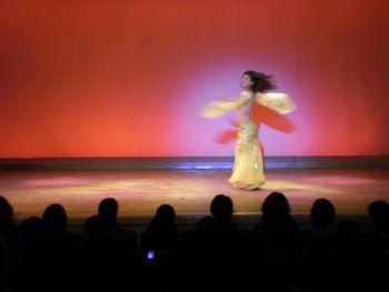 ベリーダンスショー3
