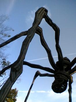 六本木ヒルズ 蜘蛛の糸