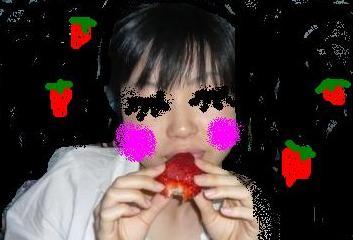 巨大イチゴの山3