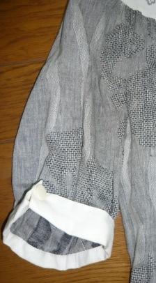 袖のお直し2