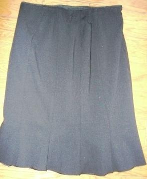 直し黒のスカート2