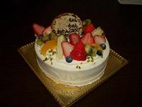 義夫ちゃんケーキ