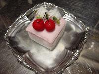 まさよちゃんケーキ