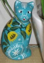 猫メキシコ人形