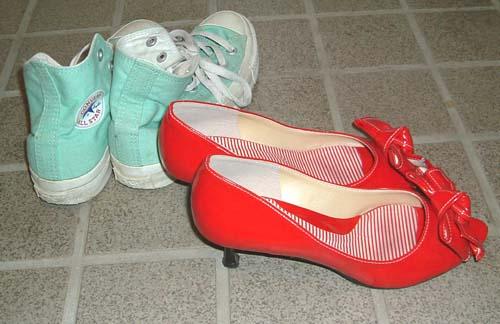 娘靴500