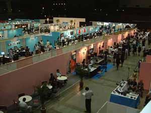2008九州放送機器展全景1blog