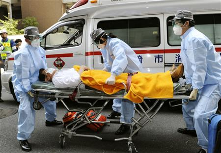 川崎市救急搬送