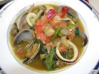 魚介スープカレー単UP
