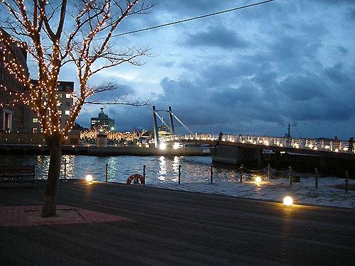 ☆門司港の夜景⑤