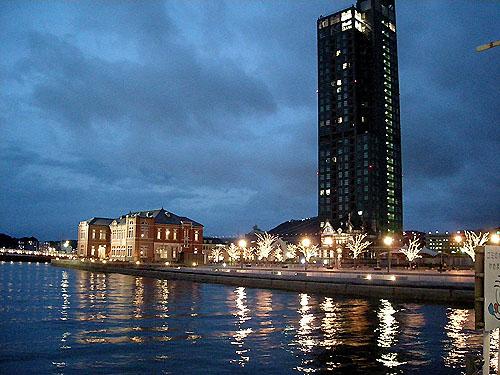 ☆門司港の夜景⑨