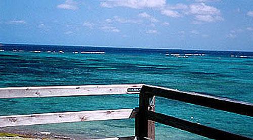 石垣の海②